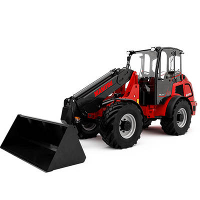 Chargeuse articulée Manitou MLA-T516-75H - 1