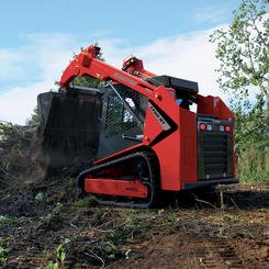 Chargeuse sur chenilles Manitou 1750RT NTX:3 - 2